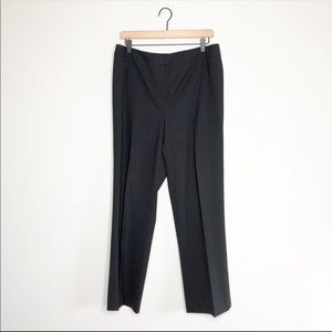 Lafayette 148 Women's Black Dress Slacks size 12